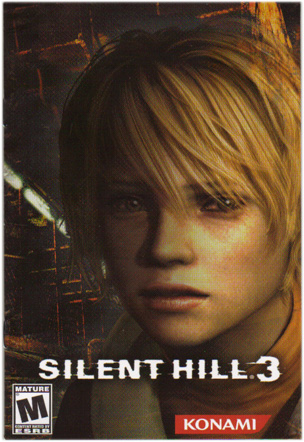 silent hill 3 ost cover